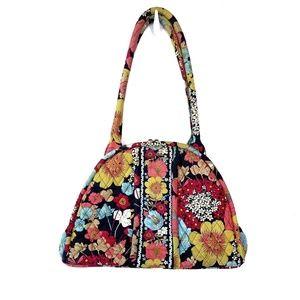 Vera Bradley Hinged Shoulder Bag